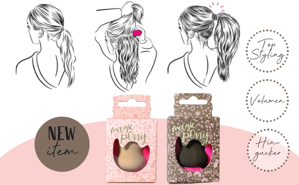 Trisa Magic Pony Anleitung Step by Step